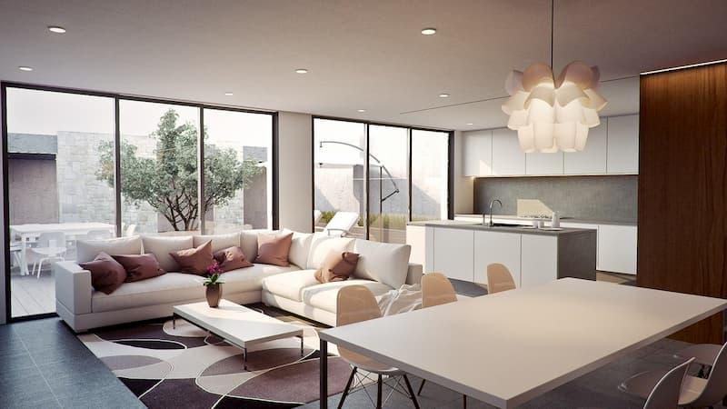 Caloroczne domy modulowe - szybkie budownictwo